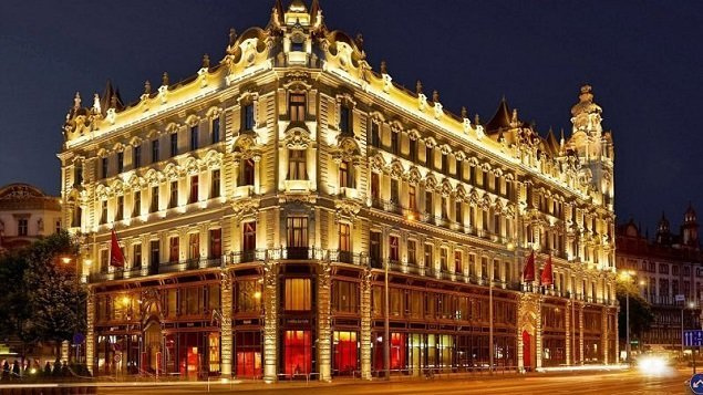Buddah Bar Hotel Budapest